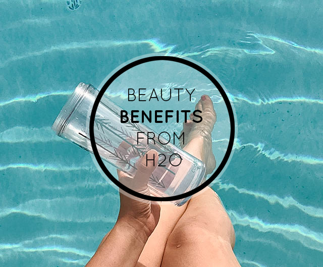 Beauty Benefits from H2O