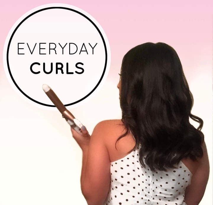 Everyday Curls | Hair Tutorial