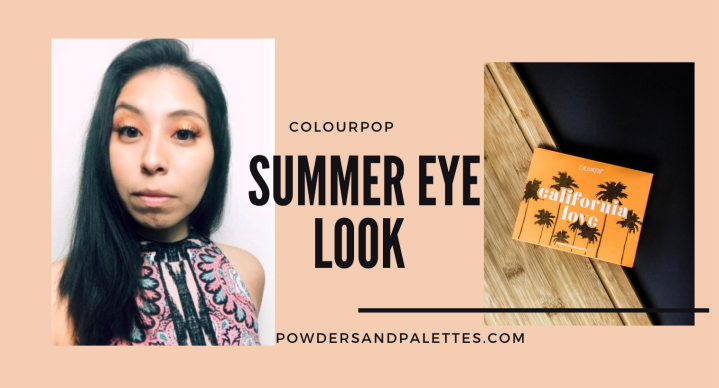 Summer Eye | Beauty