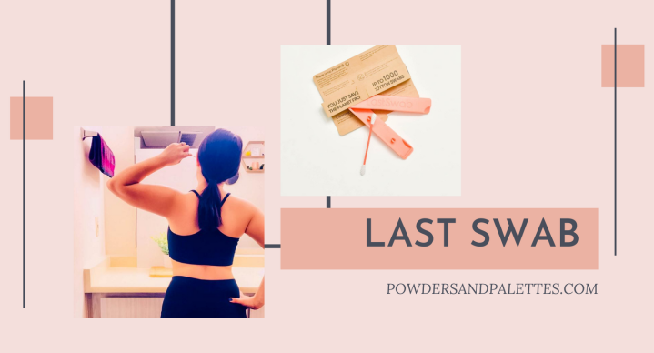 This Is The Last Swab | Beauty