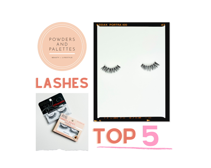 Lashes | Top 5