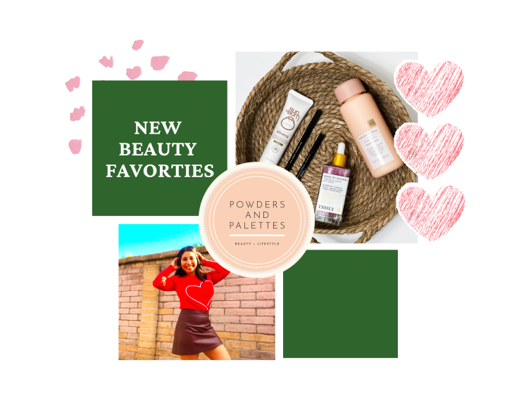 New Beauty Favorites
